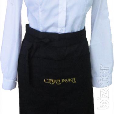 Uniform for waiter
