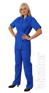Pant suits for maid