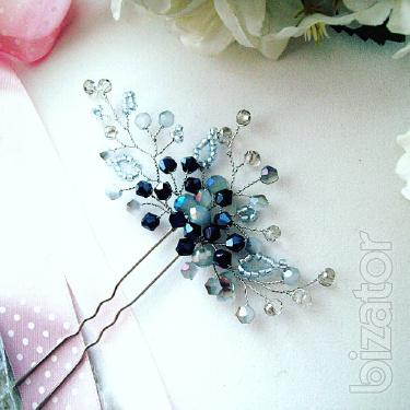 French-hairpin-hairpin embellishment for hair-free shipping