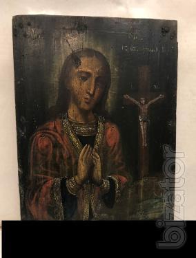 Akhtyrskaya Mother Of God. 35х25 see Rare ancient icon