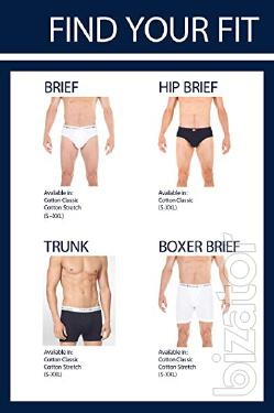 briefs from Tommy Hilfiger USA