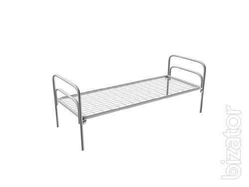 Metal bunk beds, metal beds for hospitals, clinics, army metal beds
