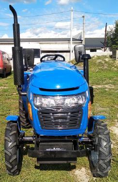 Mini tractor Bulat-250 (Xingtai-250, Xingtai -240) 3-cylinder