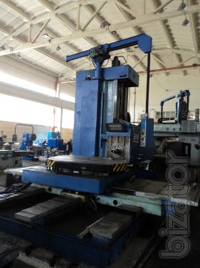 Sell machine horizontal boring 2637ГФ1