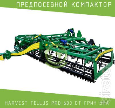 Seedbed cultivator tellus pro 600