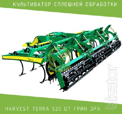 Cultivator of continuous processing of terra 520