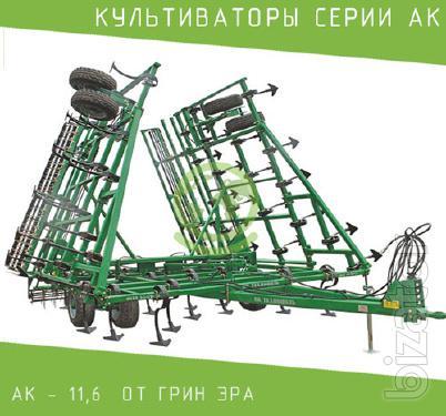The series field cultivator AK – 11,6