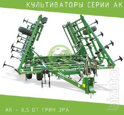 The series field cultivator AK – 8,5