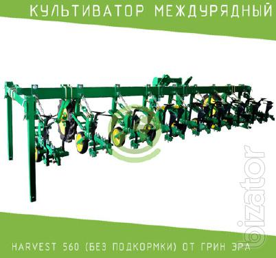 Inter-row cultivator Harvest 560 (without feeding)