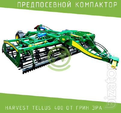 Seedbed cultivator tellus 400
