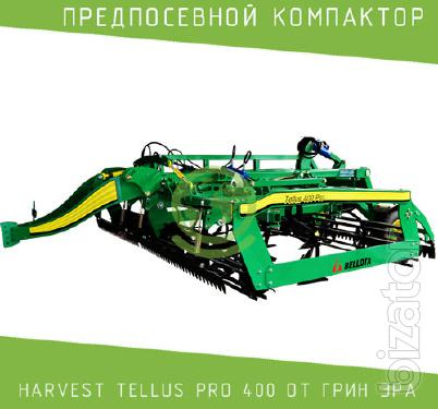 Seedbed cultivator tellus pro 400
