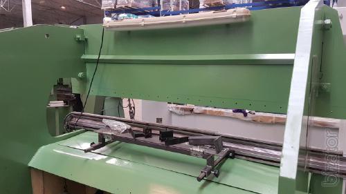 Hydraulic press brake adira 2500x60t