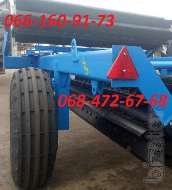 Roller shredder residue KPC-6-04