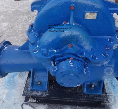 Pumps of type D, PE, SE, CN, CNS, K, KM, CM, DM, SCD, BBH, W, etc.