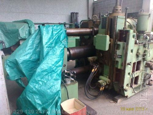 We offer the Manufacture of Rifled Barrels in Ukraine Sell SIG GFM 414 Radially Kuvalda Rotary Crimping Press.