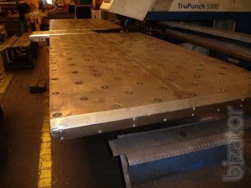 Turret punch press Trumpf TruPunch 5000R - 1600, 2008, V.