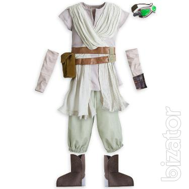 the Star wars costumes from store https