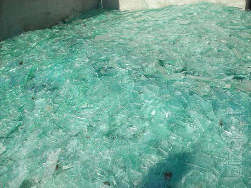 Buy cullet (broken glass, broken glass) TU-2000, GOST-2004