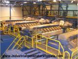 35 MW Wartsila 20V34SG Natural Gas Generator Plant