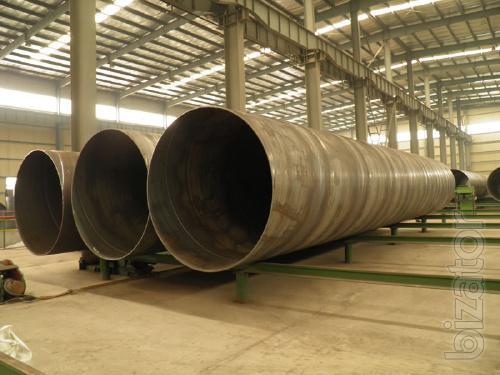 325Х10 seamless pipe GOST 8732-78