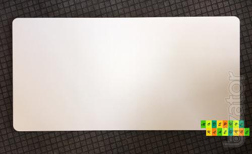Countertop Rodas, rectangular, thickness 25 mm, 120*60 sm, white colour