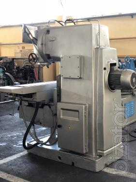 Machine console vertical milling ВМ127М