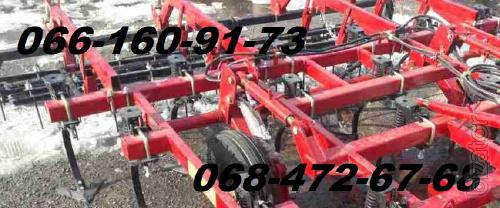 Cultivator with harrow and roller KPS 4 KPS 8