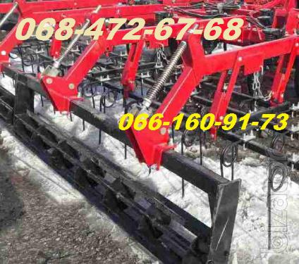 The solid processing cultivator KPS-4