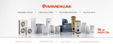 The heating system from the Italian manufacturer Immergaz Ukraine - equipment for heating, heat pumps