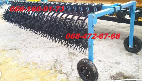 Harrow-Rotary Hoe 6m
