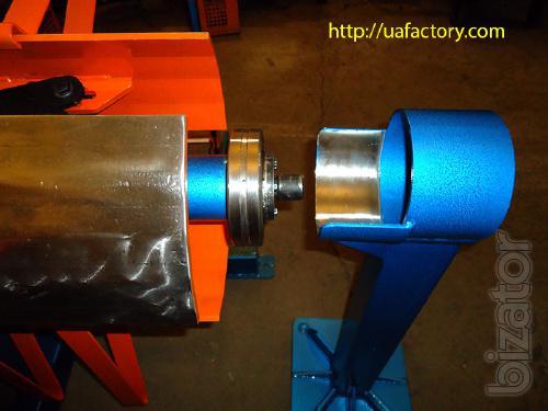 Cantilever decoiler metal RRM-400/3000