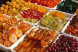Candied Fruits, Nuts, Dried Fruits