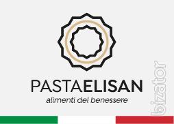 Pasta Elisan (Pastels)
