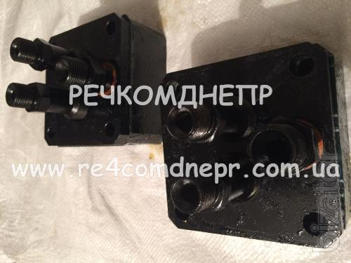 Cylinder cover Assembly 2ок1.78-2 on the compressor 2ОК1