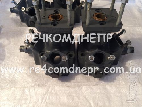 Compressor cylinder CVP universal 2ок1.35.01/2ок1.35.01-1 on the compressor 2ОК1