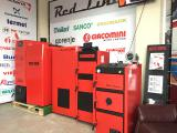 Solid fuel boilers Red Line (Free shipping)