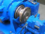 Equipment for repair of gas turbine engines of gas compressor stations