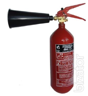 Fire extinguishers for car, home, office from 161 UAH. Shipping