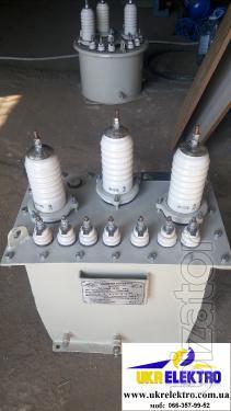 Voltage transformer ioie-6, IOIE-10