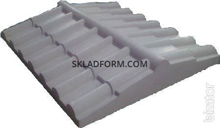 Form cover parapet Tile 2-1
