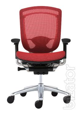 "Okamura Contessa chair for the head. New, from the representative of LLC ""Krka Suite"""