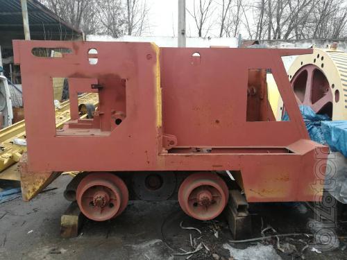 Mine loader PKU