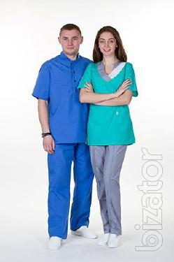 Medical jackets, suits, clothing pants, pharmacist
