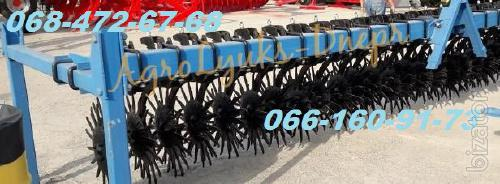 Harrow Rotary mounted BR-6m