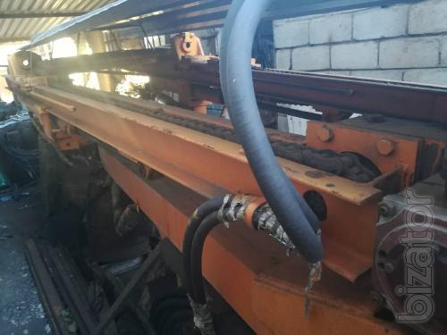 A drilling carriage sbcn-2m