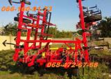 Solid wide-Cultivator KPS 8, CPS 4