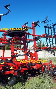Reinforced wide-Cultivator KSU -8.4, KPS-4
