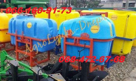 Mounted sprayer 800l,600l