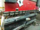 Yangli hydraulic press brake WC67K-80/2500 b/y controller