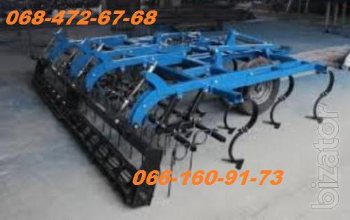Cultivator KPPO - 4 trailed harrow and ice rink